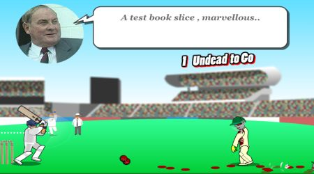 Screenshot - Ashes 2 Ashes Zombie Cricket