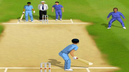 Screenshot - Cricket: The Batsman Game