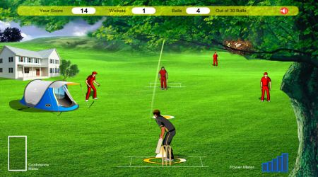 Screenshot - Fantacy Cricket