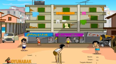 Screenshot - Galli Cricket