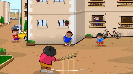 Screenshot - Gully Cricket