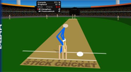 Screenshot - Stick Cricket
