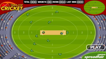 Screenshot - Table Top Cricket